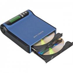 EZ Dupe - EZD880 - EZdupe EZD880 8x Ultra Slim DVD/CD Duplicator - Standalone - DVD-Writer, DVD-ROM - 4x DVD-R, 4x DVD+R, 2x DVD-RAM, 16x CD-R - 2x DVD-R/RW, 4x DVD+R/RW, 8x CD-RW - USB