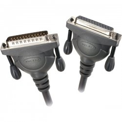 Belkin - F3D112-06 - Belkin Pro Series Extension Cable - DB-25 Male Serial - DB-25 Female - 6ft