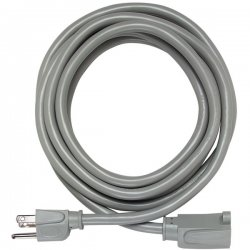 Panamax - GEC1410 - 15A 14AWG Extension Cord, 10 Ft, Grey