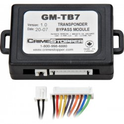 Crime Stopper - GM-TB.7 - CRIMESTOPPER GM-TB.7 Remote-Start Bypass (GM(R))