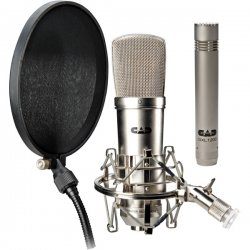 CAD Audio - GXL2200SP - CAD Audio Studio Pack with one GXL2200, EPF15A, one GXL1200