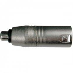 Hosa - GXM-133 - Hosa RCA to XLR Adapter - 1 x RCA Female - 1 x XLR Male Audio