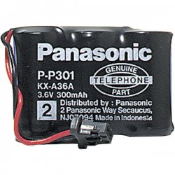 Panasonic - HHR-P301A/1B - Replacement Battery For Panasonic, Sony, Toshiba, Uniden