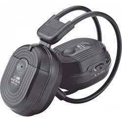 Power Acoustik - HP-900S - Power Acoustik HP-900S Wireless Headphone - Wireless Connectivity - Stereo - Over-the-head