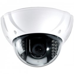 Speco - HT-650IRVFHQ/W - Speco HT-650IRVFHQ/W Weatherproof Dome Camera - White - Color - CCD - Cable