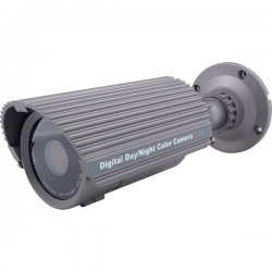 Speco - HT-INTB8 - Speco Intensifier 2 Series HT-INTB8 Weatherproof Bullet Camera - Color - CCD - Cable