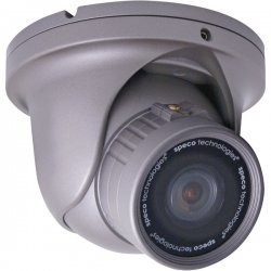 Speco - HT-INTD8 - Speco Intensifier 2 Series HTINTD8 Weatherproof Dome Bullet Camera - Color - CCD - Cable