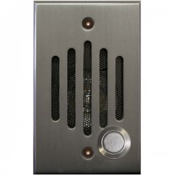 Channel Vision - IU-0252C - Channel Vision IU Intercom Door Station - Cable - Flush Mount