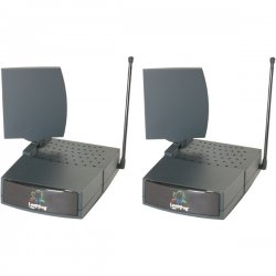 Terk - LF30S - TERK LF30S Wavemaster 30 2.4GHz A/V Distribution System with Remote Control Extender