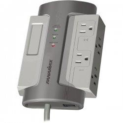 Panamax - M4-EX - 4-Outlet AC Conditioned Surge Suppressor