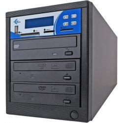 EZ Dupe - MM02PIB - Ez Dupe 2 Target Dc-dvd Sd-cf-ms-mmc-usb Dup 3yr Warranty