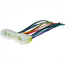 scosche nn02b scosche wire harness for nissan vehicles