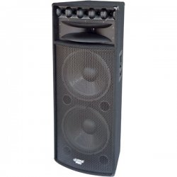 Pyle / Pyle-Pro - PADH215 - Pyle PylePro PADH215 1000 W RMS - 2000 W PMPO Indoor Speaker - 3-way - 8 Ohm - Floor Standing