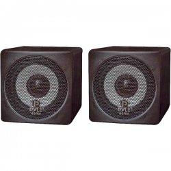 Pyle / Pyle-Pro - PCB3BK - Pyle PCB3BK - 100 W PMPO Speaker - 2-way - 2 Pack - 8 Ohm - Bookshelf