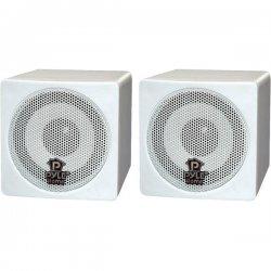 Pyle / Pyle-Pro - PCB3WT - Pyle PylePro PCB3WT - 100 W PMPO Speaker - White - 8 Ohm