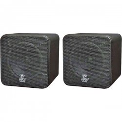 Pyle / Pyle-Pro - PCB4BK - Pyle PCB4BK - 200 W PMPO Speaker - Black - 8 Ohm