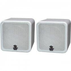 Pyle / Pyle-Pro - PCB4WT - Pyle PylePro PCB4WT - 200 W PMPO Speaker - 2 Pack - White - 8 Ohm