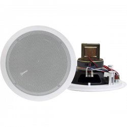"Pyle / Pyle-Pro - PDIC60T - Pyle PylePro PDIC60T Speaker - 250 W PMPO - 2-way - 2 Pack - 8 Ohm - 9"" - Indoor"