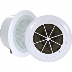 Pyle / Pyle-Pro - PDICS6 - Pyle PDICS6 - 120 W PMPO Speaker - 2-way - 1 Pack - 8 Ohm - In-wall