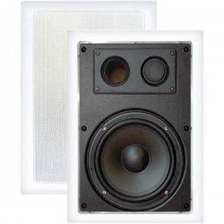 Pyle / Pyle-Pro - PDIW67 - Pyle PDIW67 - 360 W PMPO Speaker - 2-way - 2 Pack - White - 8 Ohm