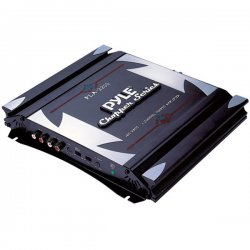 Pyle / Pyle-Pro - PLA2200 - Pyle Chopper PLA2200 2-Channel Car Amplifier - 2 Channel(s) - 1400W - 95dB SNR