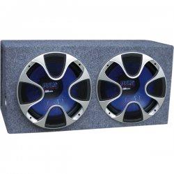 Pyle / Pyle-Pro - PLBS102 - Pyle Blue Wave PLBS102 Woofer - 600 W PMPO - 1 Pack - 4 Ohm - Automobile