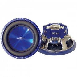 Pyle / Pyle-Pro - PLBW104 - Pyle Blue Wave PLBW104 Woofer - 1000 W PMPO - 1 Pack - 4 Ohm - Automobile