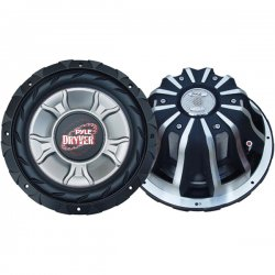 """Pyle / Pyle-Pro - PLD-12WD - Pyle Dryver PLD-12WD Woofer - 3200 W PMPO - 4 Ohm - 12"""" - Marine"""