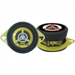 """Pyle / Pyle-Pro - PLG3.2 - Pyle Gear X PLG3.2 Speaker - 60 W RMS - 120 W PMPO - 2-way - 2 Pack - 4 Ohm - 3.50"""" - Automobile"""