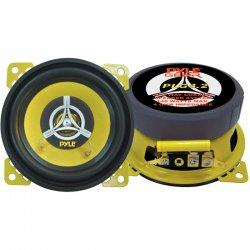 """Pyle / Pyle-Pro - PLG4.2 - Pyle PLG4.2 Speaker - 70 W RMS - 140 W PMPO - 2 Pack - 4 Ohm - 4"""" - Automobile"""