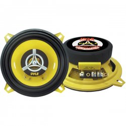 Pyle / Pyle-Pro - PLG52 - Pyle PLG52 Speaker - 70 W RMS - 140 W PMPO - 2-way - 2 Pack - 5.25""