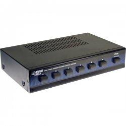 Pyle / Pyle-Pro - PSS6 - Pyle PSS6 Six Channel Speaker Selector - Speaker Compatible