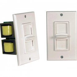 Pyle / Pyle-Pro - PVC2 - PyleHome Wall Mount Impedance Matching Vertical Sliding Volume Control - Slider Switch - Volume Control