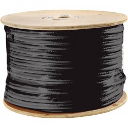 Metra / The-Install-Bay / Fishman - PWBK18500 - INSTALL BAY PWBK18500 18-Gauge Primary Wire, 500ft (Black)
