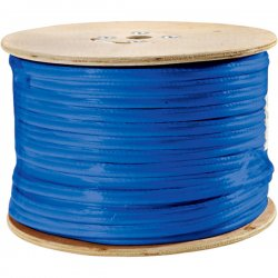 Metra / The-Install-Bay / Fishman - PWBL18500 - INSTALL BAY PWBL18500 18-Gauge Primary Wire, 500ft (Blue)