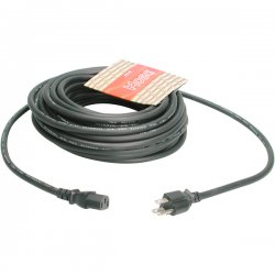 Hosa - PWC-408 - Hosa PWC-408 Power Extension Cable - 125V AC - 15A - 8ft