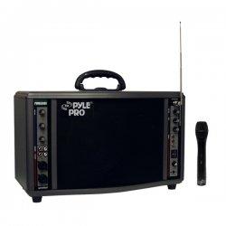 Pyle / Pyle-Pro - PWMA3600 - Pyle 200 Watt Wireless Batt Op Pa System