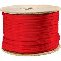 Metra / The-Install-Bay / Fishman - PWRD18500 - INSTALL BAY PWRD18500 18-Gauge Primary Wire, 500ft (Red)
