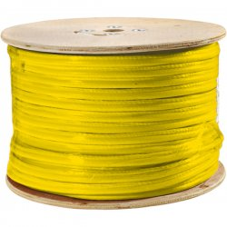 Metra / The-Install-Bay / Fishman - PWYL18500 - INSTALL BAY PWYL18500 18-Gauge Primary Wire, 500ft (Yellow)