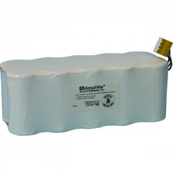 AmpliVox - S1465 - AmpliVox S1465 Nickel Cadmium Amplifier Battery Pack - Proprietary - Nickel-Cadmium (NiCd)