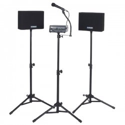 AmpliVox - S230A - Amplivox Voice Carrier Portable PA Presentation System