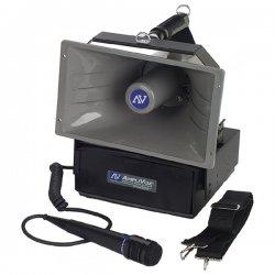 AmpliVox - S610A - Amplivox Wired Half Mile Hailer