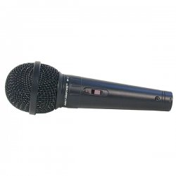 Nady System - SP-1 - Nady Starpower SP-1 Dynamic Microphone - Dynamic - Handheld - 80Hz to 12kHz - Cable