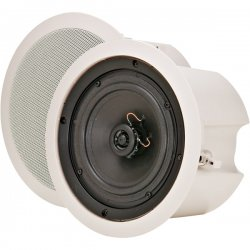 Speco - SP-6ECS - Speco SP-6ECS Speaker - 35 W RMS - 100 W PMPO - 2-way - 2 Pack - 65 Hz to 20 kHz - 8 Ohm - 9.50""
