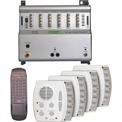 Channel Vision - ST-0934 - Channel Vision ST-0934 Intercom System - Cable - 2 Door Station