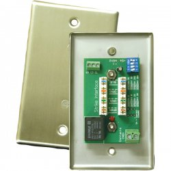 Channel Vision - ST-C5IDS - CAT5 Intercom Door Strike Relay Module