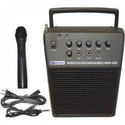 AmpliVox - SW212 - Wireless Mity-Vox, Rechargeable