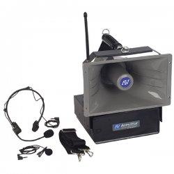 AmpliVox - SW610A - Half Mile Hailer Wireless Amplivox, Ea