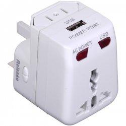 Sunpak - TRAVEL-ADAPT - SUNPAK TRAVEL-ADAPT Universal Travel Adapter