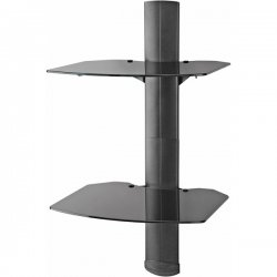 OmniMount - TRIA 2 - OmniMount Tria 2 A/V Shelf - Glass